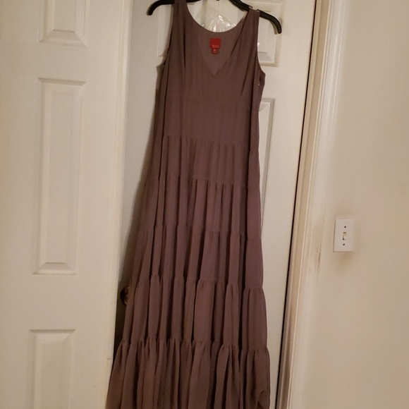 1f5e8c165e G.I.L.I. Dresses | Gili Sleeceless Maxi Dress | Poshmark